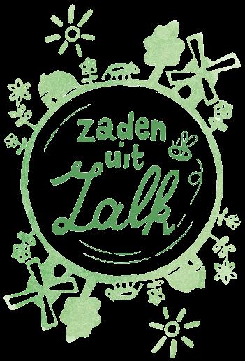 Logo Zaden uit Zalk
